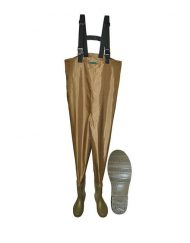 GMTN Pro Waterfowl Brown PVC Chest Wader