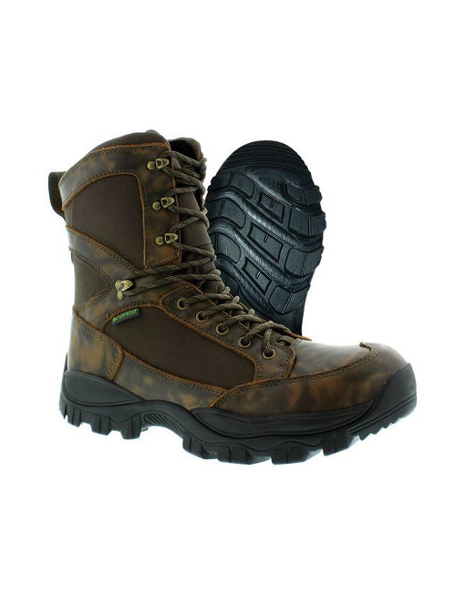 3ccbede2489551 Itasca Erosion Brown Wide Men's Hiking Boot   Close Out Sales