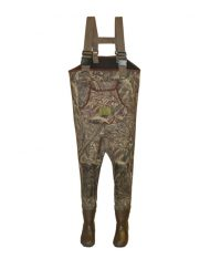 Waterproof BootFoot Fishing Waders 5mm 1000g Max 5 Men's Stout